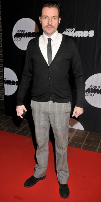 Adam Duvå Hall til Zulu Awards 2010