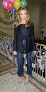 Stella McCartney til kollektionsfest i London
