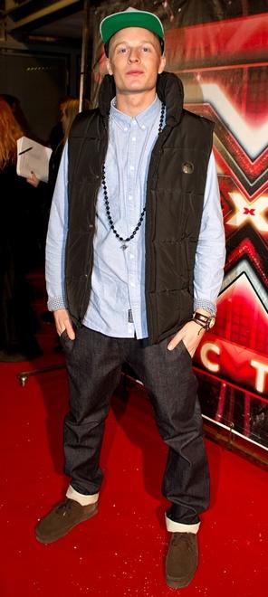 Xander til X Factor-finale i Parken