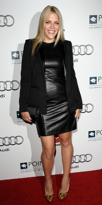 Busy Philipps til Point Honor Galla 2011