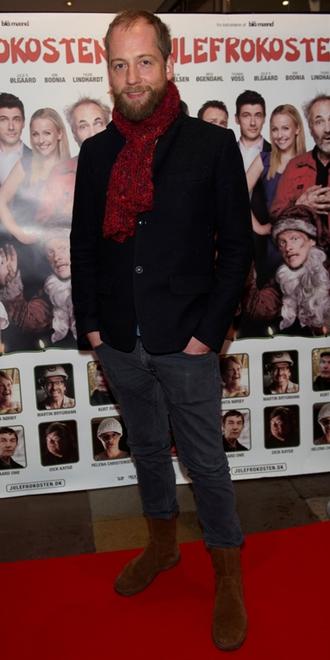 Kasper Eistrup til premiere på Julefrokosten