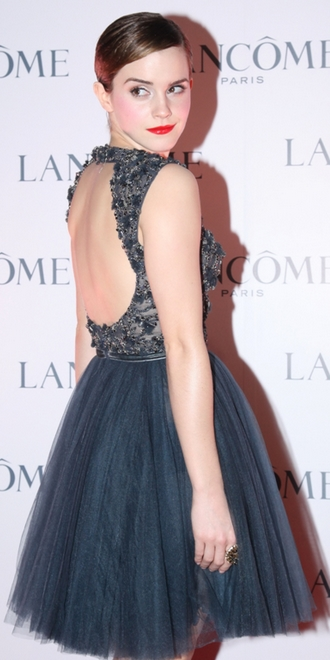 Emma Watson til promotion-arrangement for Lancome