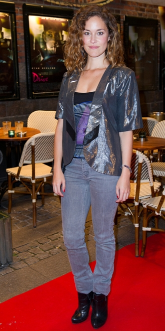 Mathilde Norholt til premiere på Drive i Grand Bio