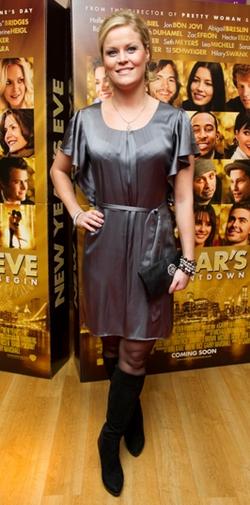 Cecilie Hother til filmpremiere i Imperial Bio